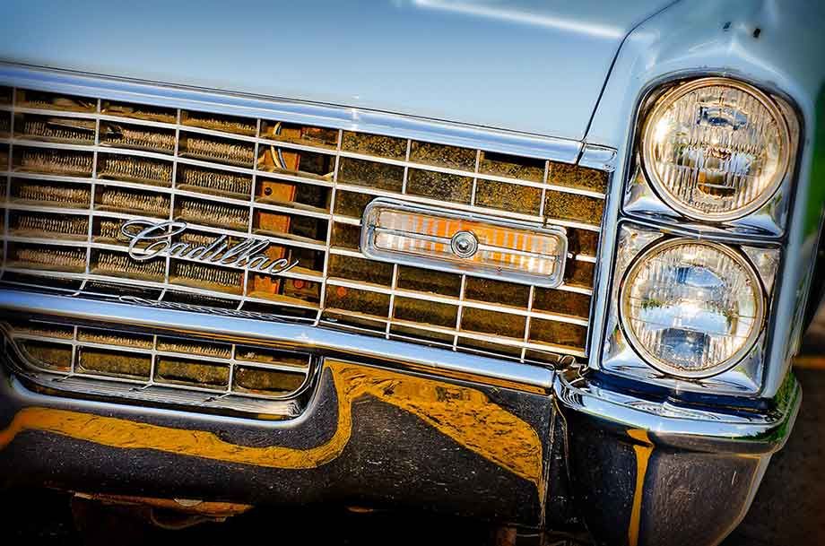 how to paint chrome bumpers
